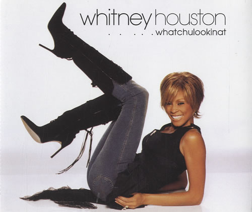 "Whitney Houston Whatchulookinat CD single (CD5 / 5"") UK HOUC5WH450181"