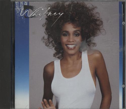 Whitney Houston Whitney CD album (CDLP) German HOUCDWH588514