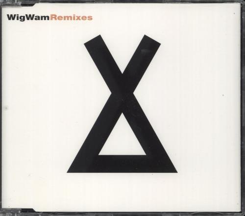 Wigwam Wigwam 2-CD single set (Double CD single) UK WGM2SWI354175