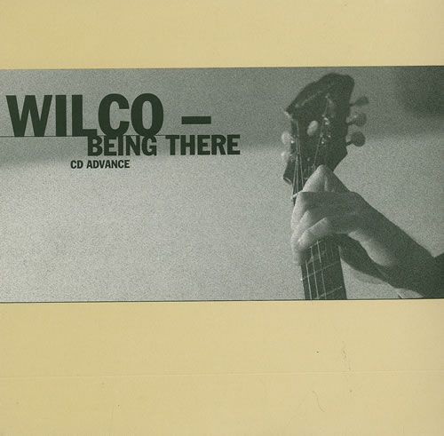 Wilco Being There Us Promo 2 Cd Album Set Double Cd 475632