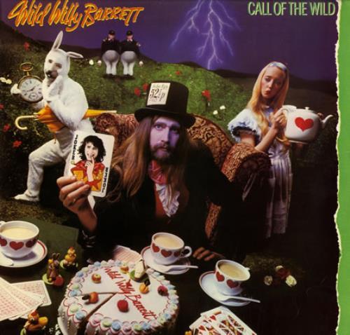 Wild Willy Barrett Call Of The Wild vinyl LP album (LP record) UK WWBLPCA309325