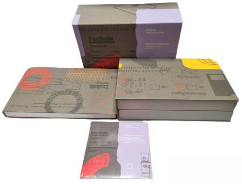 Wilhelm Furtwängler The Radio Recordings (1939-1945) CD Album Box Set German 10MDXTH777056