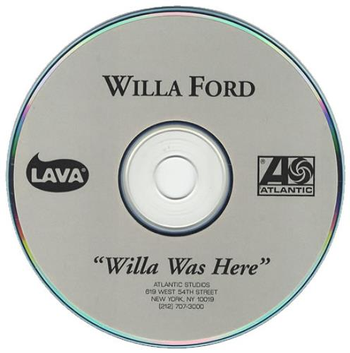 Willa Ford Willa Was Here