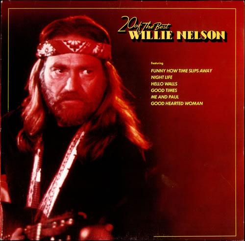 Willie Nelson 20 Of The Best German Vinyl Lp Album Lp