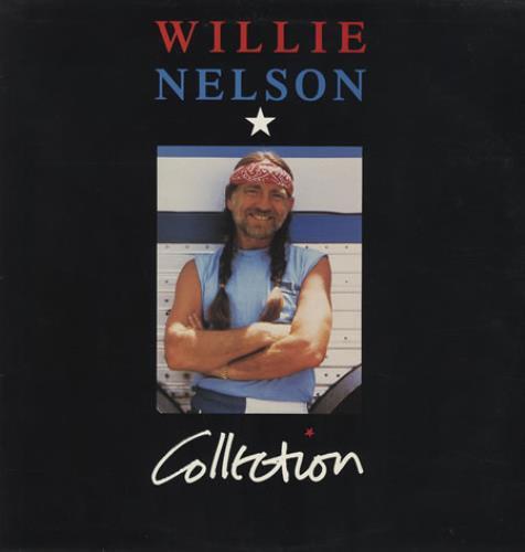 Willie Nelson Collection vinyl LP album (LP record) UK WNLLPCO375732