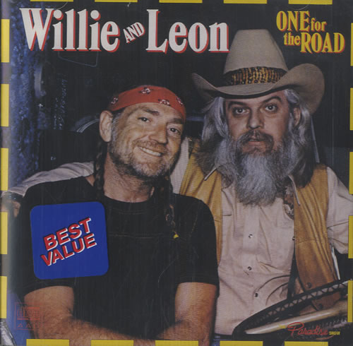 Willie Nelson One For The Road CD album (CDLP) US WNLCDON469805