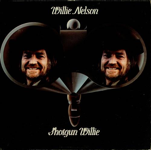 Willie Nelson Shotgun Willie Us Vinyl Lp Album Lp Record
