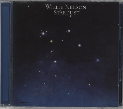 Willie Nelson Stardust - Gold Disc CD album (CDLP) US WNLCDST726179
