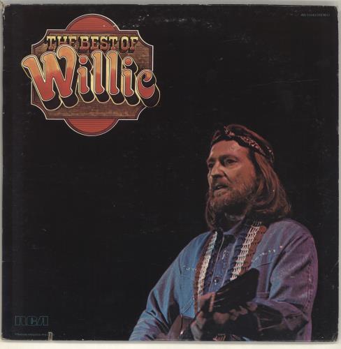 Willie Nelson The Best Of Willie vinyl LP album (LP record) US WNLLPTH696091