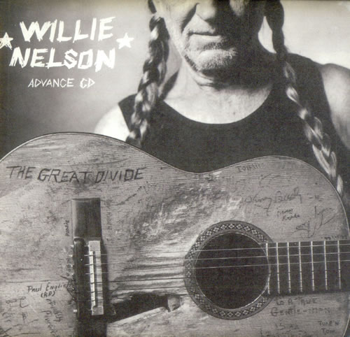 Willie Nelson The Great Divide CD album (CDLP) US WNLCDTH209778