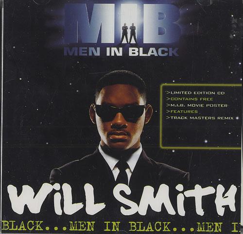 will smith men in black uk cd single cd5 5 490825
