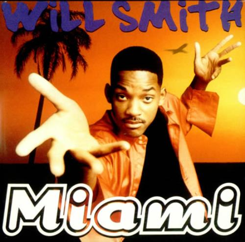 Will Smith Miami Uk Promo Cd Single Cd5 5 Quot 426230