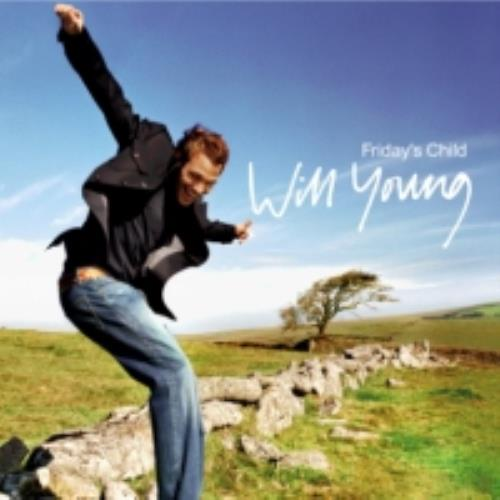 Will Young Friday's Child CD album (CDLP) UK WYOCDFR263706