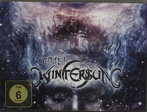 Wintersun Time I 2-disc CD/DVD set German YM-2DTI687130
