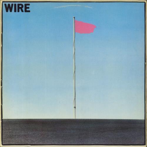 Wire Pink Flag UK vinyl LP album (LP record) (296712)