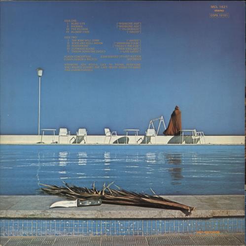 Wishbone Ash Classic Ash vinyl LP album (LP record) UK WSHLPCL709853