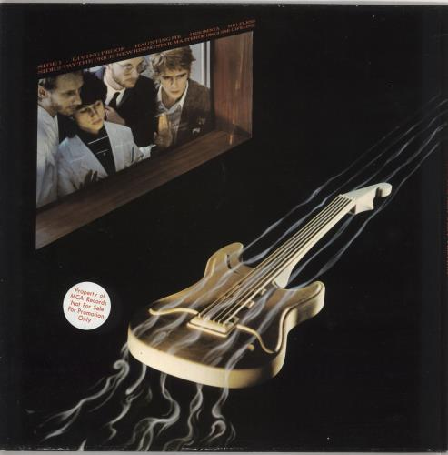 Wishbone Ash Just Testing + Merch form vinyl LP album (LP record) UK WSHLPJU733171