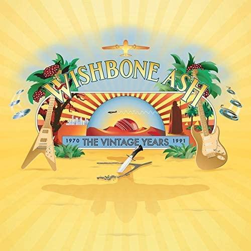 Wishbone Ash The Vintage Years 1970-1991 + Signed Cards CD Album Box Set UK WSHDXTH752271