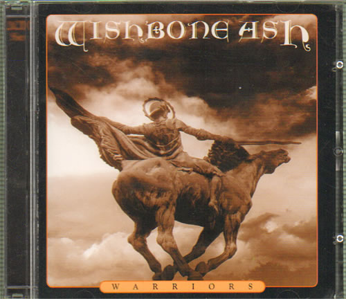 Wishbone Ash Warriors 2 CD album set (Double CD) UK WSH2CWA642832