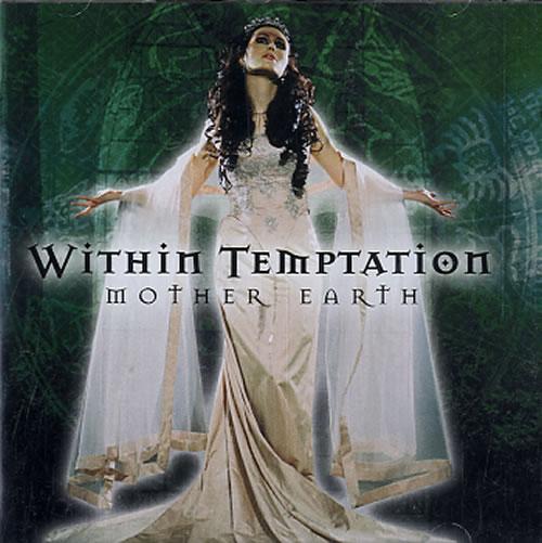 Within Temptation Mother Earth CD album (CDLP) UK WPNCDMO414743