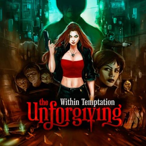Within Temptation The Unforgiving 2-disc CD/DVD set UK WPN2DTH533094