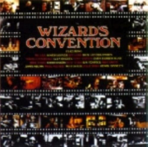 Wizard's Convention Wizards Convention vinyl LP album (LP record) German WZCLPWI240196