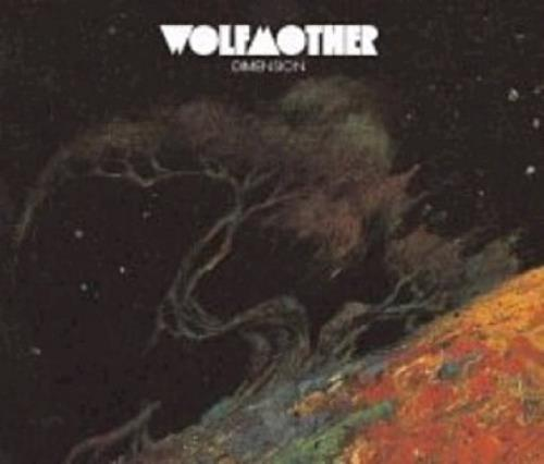 "Wolfmother Dimension CD single (CD5 / 5"") UK WLOC5DI355721"