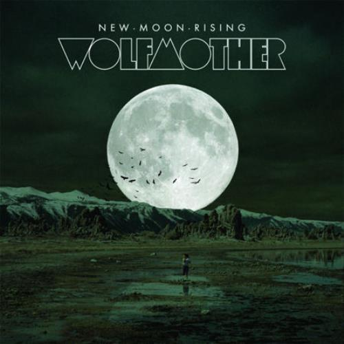 "Wolfmother New Moon Rising CD single (CD5 / 5"") Australian WLOC5NE485145"