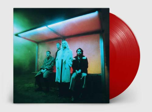 Wolf Alice Blue Weekend - Red Vinyl Indie Exclusive vinyl LP album (LP record) UK XZ6LPBL770027