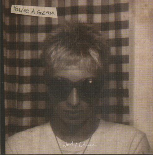 "Wolf Alice You're A Germ - Theo Sleeve 7"" vinyl single (7 inch record) UK XZ607YO682829"