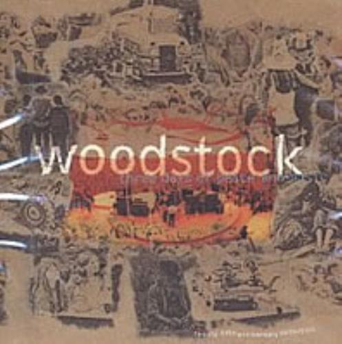 Woodstock Woodstock 25th Anniversary Collection Japanese
