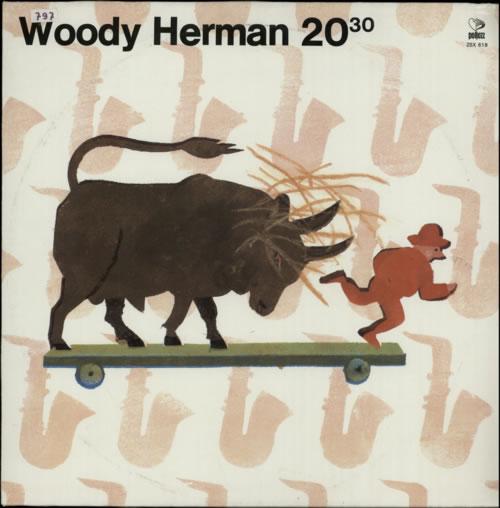 Woody Herman 20:30 - Twenty Thirty vinyl LP album (LP record) Polish WHMLPTW599899
