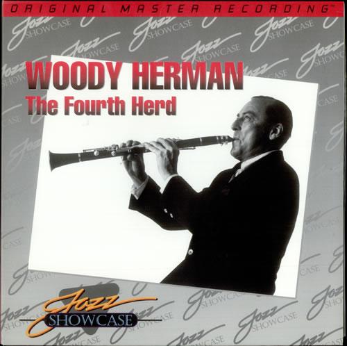 Woody Herman The Fourth Herd 200gm Us Vinyl Lp Album Lp