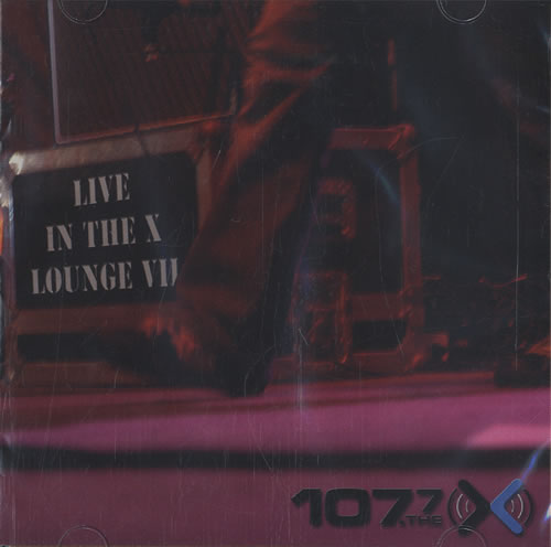 WRAX Live In The X-Lounge VII CD album (CDLP) US WR0CDLI453318
