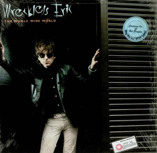 Wreckless Eric The Whole Wide World Us Vinyl Lp Album Lp