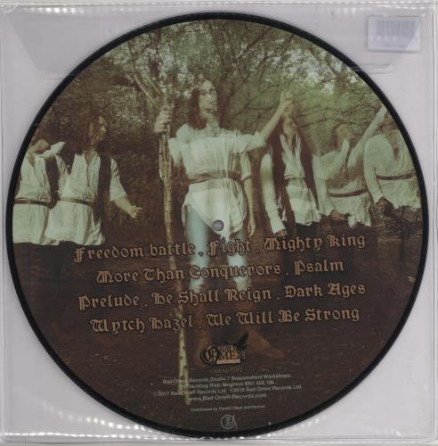Wytch Hazel Prelude picture disc LP (vinyl picture disc album) UK 3YUPDPR766560