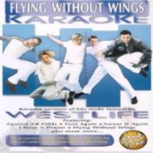 Westlife Flying Without Wings Karaoke DVD UK WLIDDFL246048