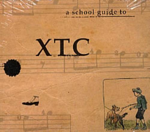 XTC A School Guide To book Italian XTCBKAS232761