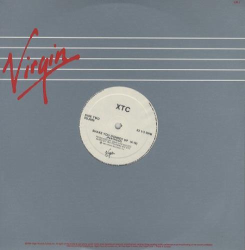 "XTC All You Pretty Girls 12"" vinyl single (12 inch record / Maxi-single) Canadian XTC12AL100828"