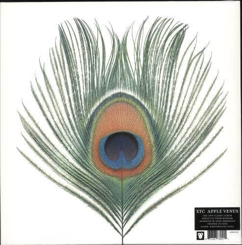 XTC Apple Venus Volume 1 - 200gram Heavyweight Vinyl - Sealed vinyl LP album (LP record) UK XTCLPAP707074