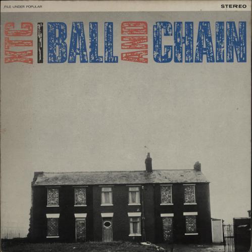"XTC Ball And Chain 12"" vinyl single (12 inch record / Maxi-single) UK XTC12BA69040"