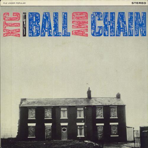 "XTC Ball And Chain 7"" vinyl single (7 inch record) UK XTC07BA89434"