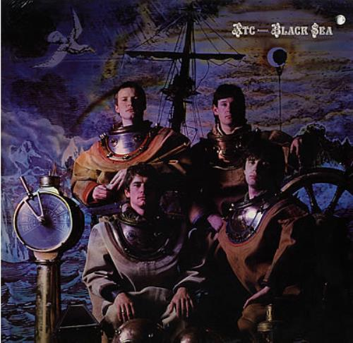 XTC Black Sea - Sealed vinyl LP album (LP record) US XTCLPBL350649