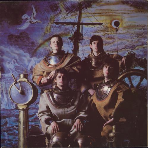 XTC Black Sea vinyl LP album (LP record) Canadian XTCLPBL769639