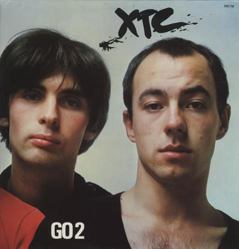 XTC Go2 vinyl LP album (LP record) French XTCLPGO360025