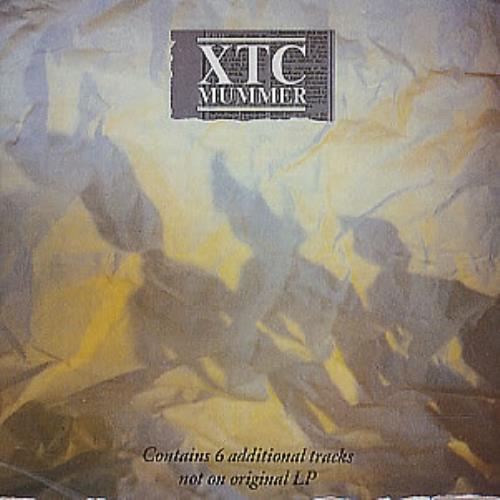 XTC Mummer CD album (CDLP) UK XTCCDMU360184