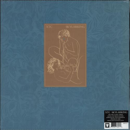 XTC Skylarking - 200gm - Sealed vinyl LP album (LP record) UK XTCLPSK707073