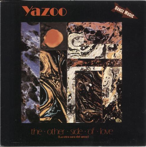 "Yazoo La Otra Cara Del Amor 7"" vinyl single (7 inch record) Spanish YAZ07LA727437"
