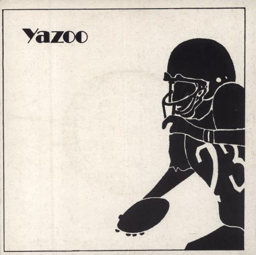 "Yazoo Only You + p/s 7"" vinyl single (7 inch record) UK YAZ07ON58177"
