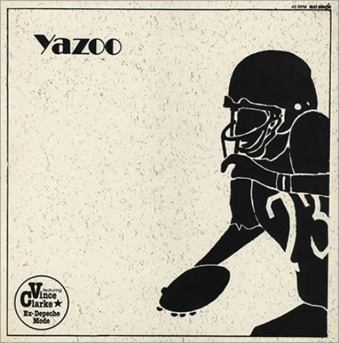 "Yazoo Only You 12"" vinyl single (12 inch record / Maxi-single) German YAZ12ON404322"